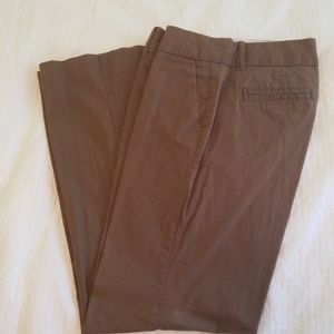 J.Crew City Fit Pants
